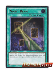 Night Beam - GAOV-EN055 - Ultimate Rare - Unlimited Edition