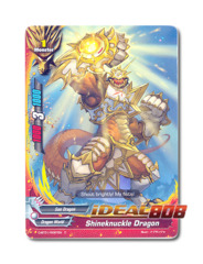Shineknuckle Dragon [D-BT01/0087EN C (FOIL)] English