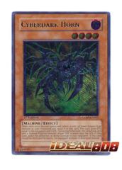Cyberdark Horn - CDIP-EN001 - Ultimate Rare - 1st Edition