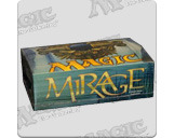 Mirage booster box finished