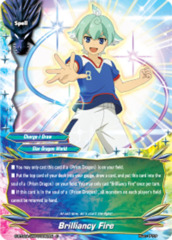 Brilliancy Fire [S-BT02A-UB04/0052EN C (FOIL)] English