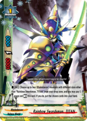 Rainbow Swordsman, TITAN [S-BT02/0051EN C (Regular)] English