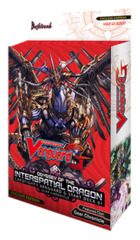 CFV-G-SD01 Odyssey of the Interspatial Dragon (English) Cardfight Vanguard G-Starter Deck