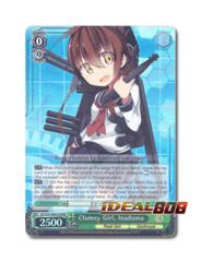 Clumsy Girl, Inaduma [KC/S25-E061R RRR (FOIL)] English