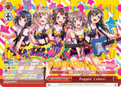 Poppin' Colors! [BD/EN-W03-089BDR BDR (BAND HOT STAMP)] English