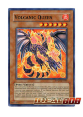 Volcanic Queen - LODT-EN005 - Common - 1st Edition