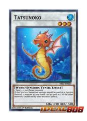 Tatsunoko - HISU-EN050 - Super Rare - 1st Edition