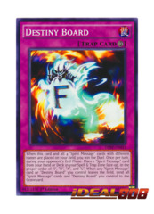 Destiny Board - DPRP-EN041 - Common - 1st Edition