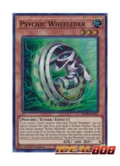 Psychic Wheeleder - MP20-EN014 - Ultra Rare - 1st Edition
