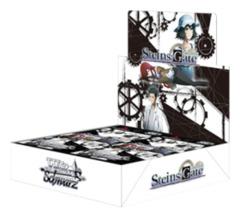 STEINS;GATE (Japanese) Weiss Schwarz Booster Box