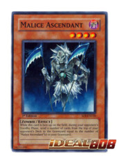Malice Ascendant - SOI-EN030 - Common - 1st Edition