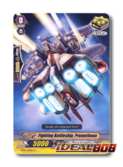 Fighting Battleship, Prometheus - BT04/079EN - C