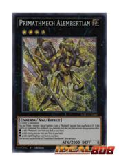 Primathmech Alembertian - MYFI-EN040 - Secret Rare - 1st Edition