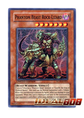 Phantom Beast Rock-Lizard - FOTB-ENSE1 - Super Rare - Limited Edition