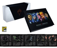 SDCC 2015 EXCLUSIVE Origins Black Planeswalkers Set
