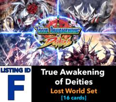 # True Awakening of Deities [S-BT03 ID (F)]