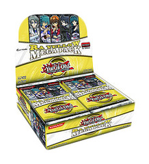 Ra Yellow Mega-Pack Booster Box (1st Edition)