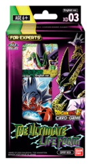 DBS-XD03 ~THE ULTIMATE LIFE FORM~ (English) Dragon Ball Super Expert Deck <SERIES 09>