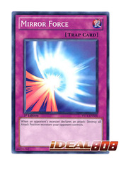 Mirror Force - YS11-EN036 - Common - Unlimited Edition