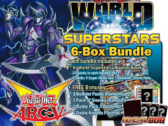 World Superstars Bundle (C) - Get x6 World Superstars Booster Boxes plus Free Gifts