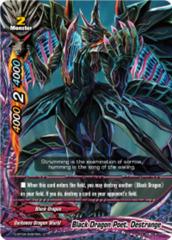 Black Dragon Poet, Destrange [D-BT04/0097EN C] English