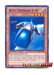Blue Thunder T-45 - BP01-EN198 - Common - 1st Edition
