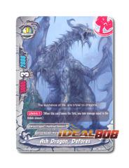 Ash Dragon, Defores [H-BT03/0104EN C] English Foil