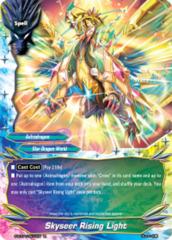 Skyseer Rising Light [S-BT04/0031EN R (Glossy)] English