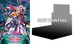 Magical Girl Lyrical Nanoha Detonation | 魔法少女リリカルなのは Detonation (Japanese) Weiss Schwarz Booster Box [16 Packs] * ETA Jul.12
