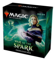War of the Spark Prerelease Kit