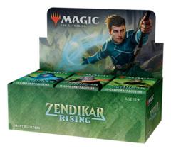 Zendikar Rising Draft Booster Box [36 Packs]