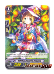 Witch of Oranges, Valencia - BT14/071EN - C