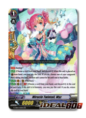 Miracle Twintail, Wyz - G-CB03/013EN - RR