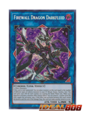 Firewall Dragon Darkfluid - CHIM-EN037 - Secret Rare - Unlimited Edition
