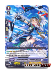 Heaven Arrow Seeker, Lunate - BT16/062EN - C