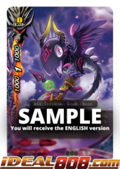Evil Demonic Dragon, Draco [S-BT05/0030EN R (FOIL)] English
