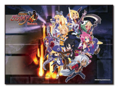 Disgaea 4: A Promise Unforgotten Return Cast Broccoli