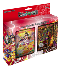 NV01 Fire Attribute (English) Force of Will Starter Deck