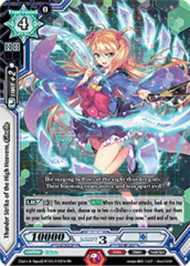 Thunder Strike of the High Heavens, Giselle - BT03/078EN - SR (Special FOIL)