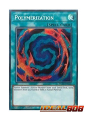 Polymerization - LCKC-EN026 - Secret Rare - Unlimited Edition