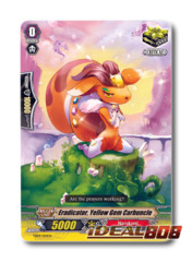 Eradicator, Yellow Gem Carbuncle - TD09/014EN - TD