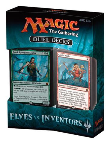 Duel Decks: Elves vs. Inventors (DDU)