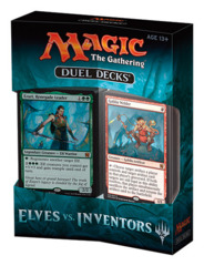 Duel Decks: Elves vs. Inventors (DDU)
