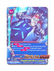 Prepped and OK to Launch! - H-EB01/0032 - R (Foil)