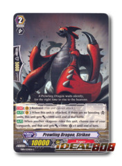 Prowling Dragon, Striken - EB01/034EN - C
