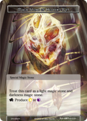 Magic Stone of Heaven's Rift [CFC-093 R (Textured Foil)] English