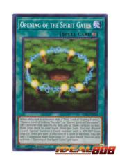 Opening of the Spirit Gates - SDSA-EN020 - Common - 1st Edition