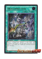 Draconnection - GAOV-EN086 - Ultimate Rare - Unlimited Edition