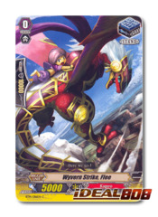 Wyvern Strike, Flee - BT14/086EN - C