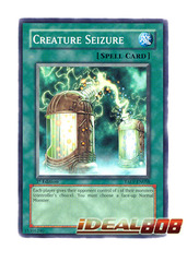 Creature Seizure - TAEV-EN058 - Common - 1st Edition
